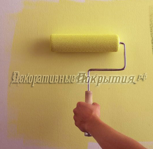 Шпаклёвка стен под обои своими руками фото
