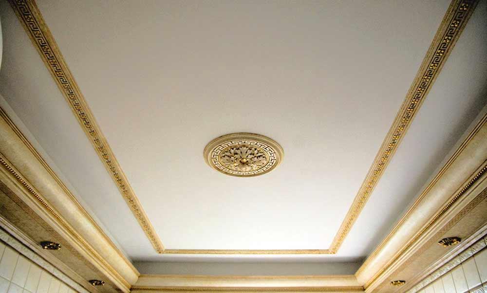 Варианты отделка потолка своими руками 132